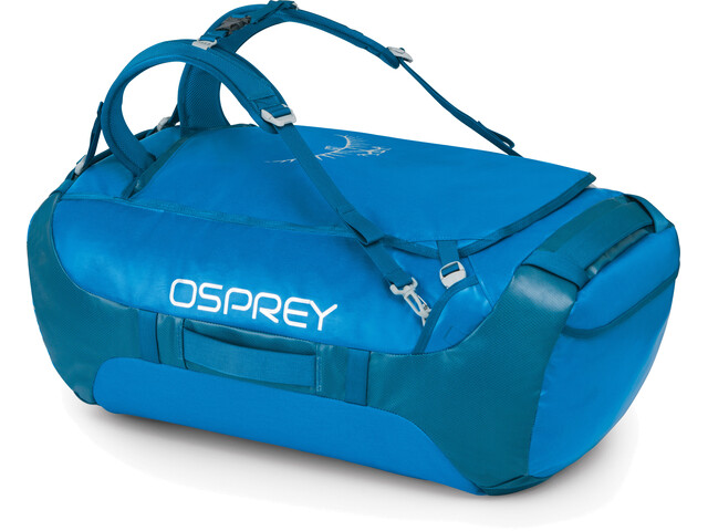 Osprey Transporter 95 Travel Luggage blue